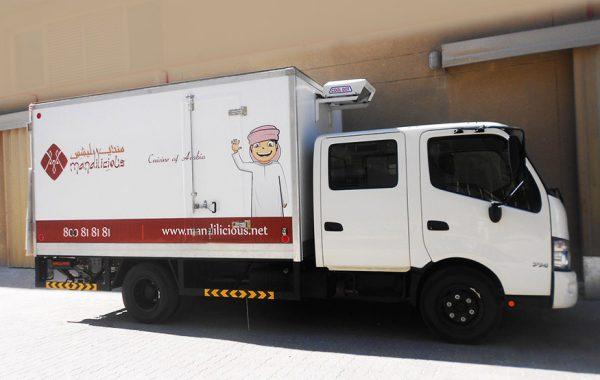 Vehicle Branding Mandilicious
