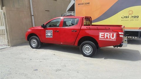 Emaar ERU Vehicles