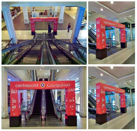 Deerfield  ARCH – Centrepoint Promotion
