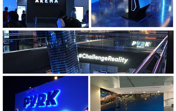 Work For VRPARK  is the latest revolutionary experience to be delivered by Emaar Entertainment
