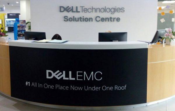 Office Branding for Dell