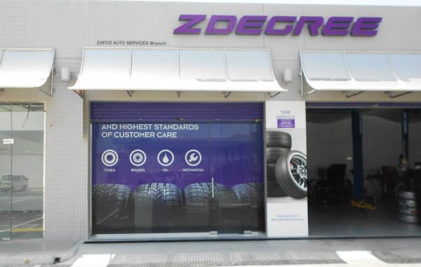 Office Signages- ZDEGREE