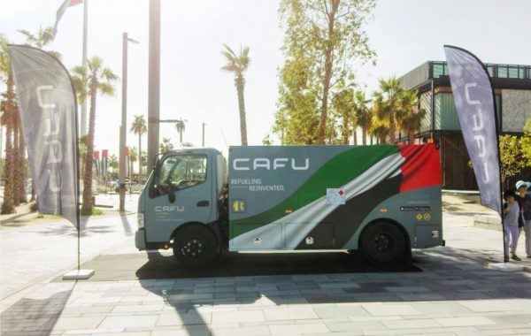 Cafu vehicle branding