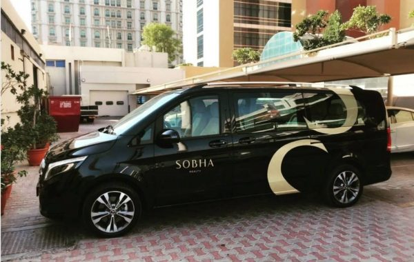 Sobha – vehicle branding